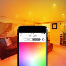 Smart Wi-Fi LED Light Bulb 1