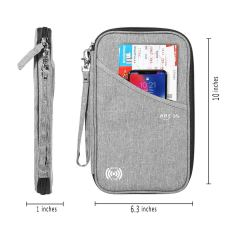 Travel Document Organizer Bag 3