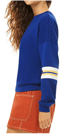 Women Casual Colorblock Long Sleeve Loose Pullover Sweatshirt.png 1