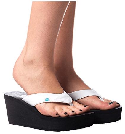 Women's Yoga Platform Flip Flop 2