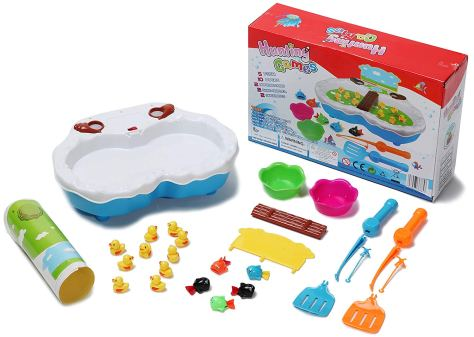 Fishing Game fishing toy games toddler with Sound 2