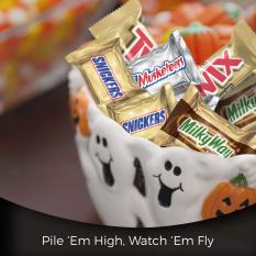 Halloween Candy Minis Size Variety Mix 2