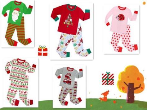 Kid's Pajamas