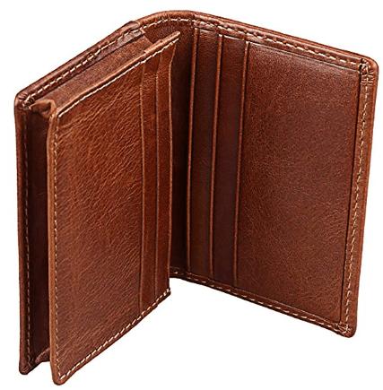 Leather Handmade Minimalist Credit Card Holder.png 1