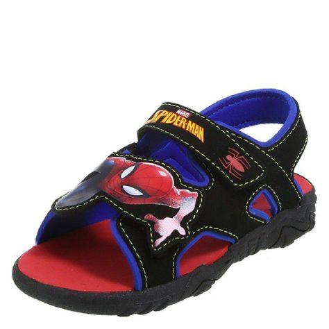 SpiderMan Boy's Toddler Sandals
