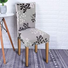 Stretch Dining Room Chair Covers 2