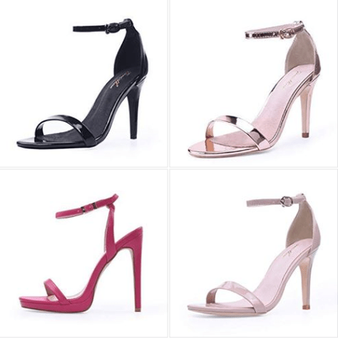 Women's Heeled Sandal's
