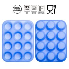 12 Cup Bakeware Molds 1
