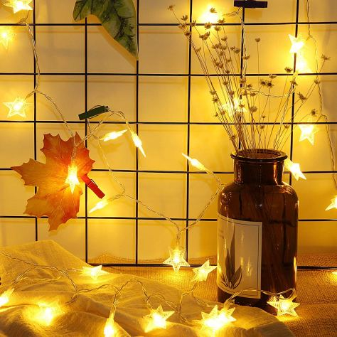 16.4ft Battery Operated Twinkle Lights
