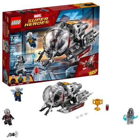 EGO Marvel Super Heroes Ant-Man and The Wasp Quantum Realm Explorers