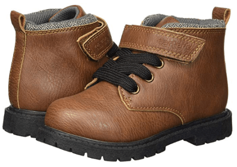 Kids Boy's Baxter2 Brown Boot 1