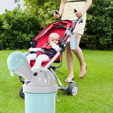 Portable Baby Child Potty Urinal Emergency Toilet for Camping 1