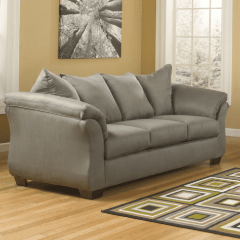 Signature Design by Ashley® Madeline Fabric Pad-Arm Sofa.png