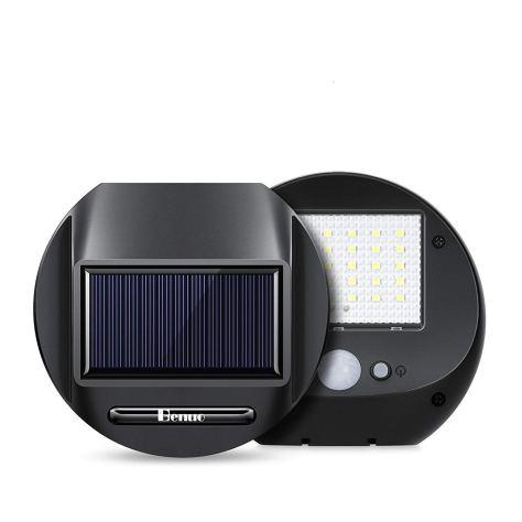 Solar Motion Sensor Lights