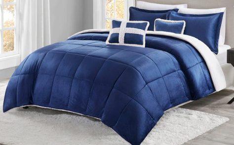 sherpa-comforter