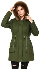2018-12-05 20_01_39-Mixfeer Women's Multifunction Anorak Parka Hoodie Drawstring Jacket with Pockets