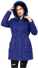 2018-12-05 20_02_16-Mixfeer Women's Multifunction Anorak Parka Hoodie Drawstring Jacket with Pockets