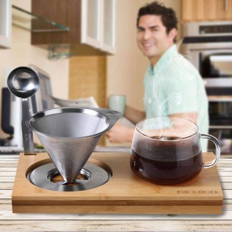 Single Serve Coffee Brewer 1