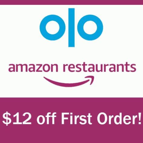 Deals Finders Amazon Amazon Restaurants Extra 12 Off First