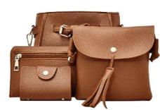 4pcs Women Fashion Composite Bag Handbag 2