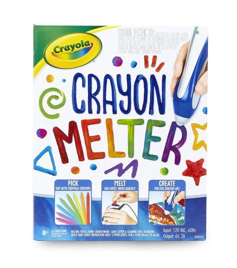 Crayon Melting Art 2