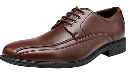 0512870ba5335 Deals Finders   Amazon : Men's Formal Square Toe Lace up Shoes Just ...
