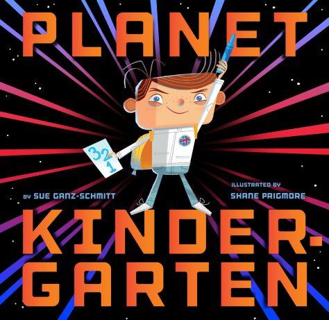 Planet Kindergarten Hardcover