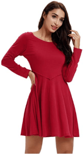 Swing Tunic Dress 1