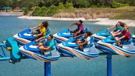 SeaWorld Wave Breaker
