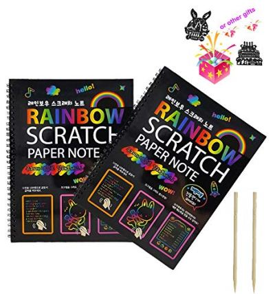 Amazon : 2 Packs Art Activity Books Just $9.34 W/Code (Reg : $12.99) (As of 2/19/2019 2.14 PM CST)