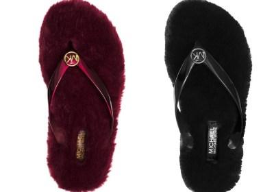 Macy's : SALE! AS LOW AS $10.96 (Reg $59) Jet Set MK Jelly Sandals