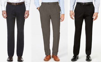 Men's Dress Pants Starting at ONLY $15.99 (Ralph Lauren, Kenneth Cole & Perry Ellis!)