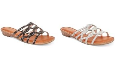 Macy's : SALE! $9.76 (Reg $49) Flat Sandals