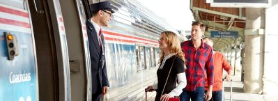 Buy 1 Get 1 FREE Amtrak Tickets