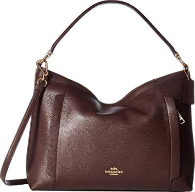 Up to 70% Off COACH – Women's Scout Hobo Only $139.99