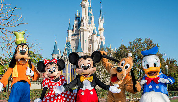 Disney World: 4-Park Magic Tickets from JUST $80 Per Day – Available NOW!