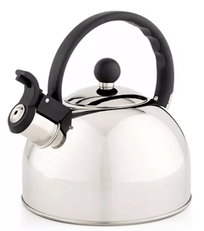 Macy's : 1.5-Qt. Stainless Steel Tea Kettle Just $5.99 (Reg : $17)