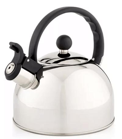 Macy's : 1.5-Qt. Stainless Steel Tea Kettle Just $5.99 (Reg : $17)
