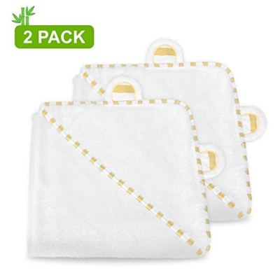 Amazon : 2 Pack Baby Towel Just $15.99 - $16.99 W/Code (Reg : $28.99) (As of 3/18/2019 10.24 PM CDT)