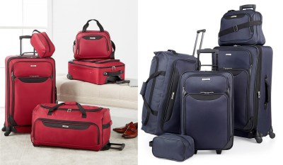 Macy's : SALE! $59.99 (Reg $240) Tag Springfield III 5 Piece Luggage Set!!