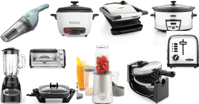 Macy's : 48 HOUR SALE !Small Kitchen Appliances $9.99 After $10 Mail In Rebate!