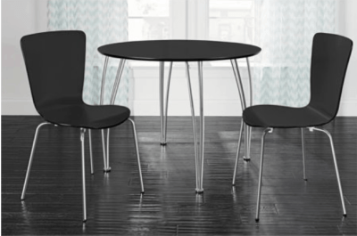 Walmart : Dining Chair, Set of 2, Multiple Colors Just $49.90 (Reg : $93.23)