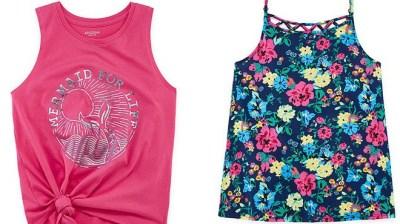 Arizona Girls Square Neck Glitter Tank Top $7.99 (Reg $17) Use promo code GAR628 (30% off) ONLY $5.59 (Reg $17) + FREE Pickup Xersion Short Sleeve Graphic T-Shirt – Girls Plus $7.99 (Reg $19) Use promo code GAR628 (30% off) ONLY $5.59 (Reg $19) + FREE Pickup