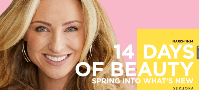 JCPenney : FREE Mini Makeovers at Sephora This Month!!