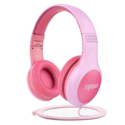 Amazon : Kids Headphones Just $10 W/Code (Reg : $24.99) (As of 3/24/2019 8.44 PM CDT)