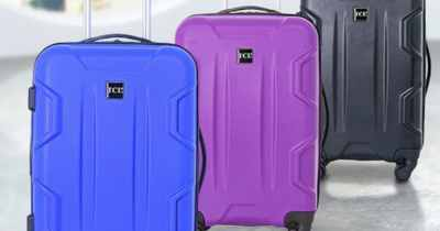 Zulily : 20'' Expandable Spinner Carry-Ons 70% off Just $29.99 (Reg : $110)