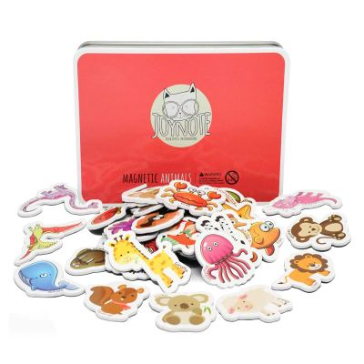 Amazon : 40 Pcs Magnetic Animals for Kids Just $7.49 W/Code (Reg : $14.99) (As of 3/19/2019 7.12 PM CDT)