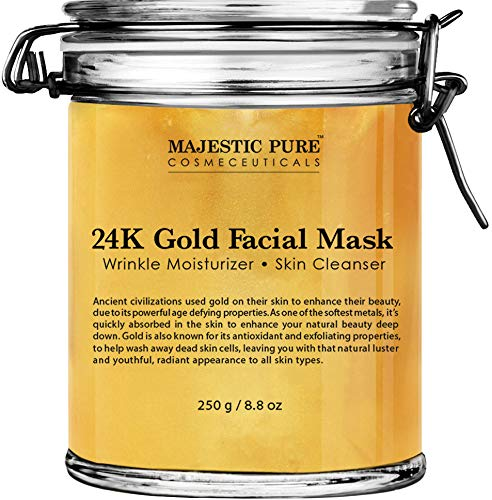 Amazon : Majestic Pure Gold Facial Mask Just $11.40 W/Code + $2 Off Coupon (Reg : $21.21) (As of 3/18/2019 9.42 PM CDT)