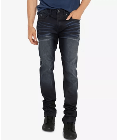 Macy's : Men's Six-X Dark Blue Jeans Just $29.93 (Reg : $99.99)