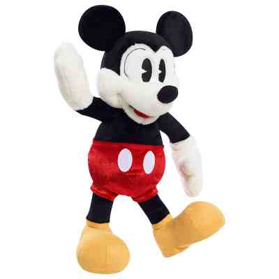 """Amazon : Mickey Deluxe 15"""" Large Plush Just $7.67 (As of 3/24/2019 11.15 AM CDT)"""
